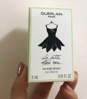 嬌蘭第四件小黑裙-花瓣洋裝淡香露-