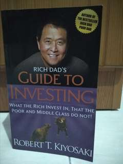 Robert Kiyosaki-Guide to investing