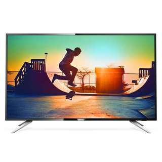 Philips 50 Inch Ultra Slim 4K LED UHD Smart TV ISDB Tuner 58PFT5309S
