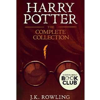 (E-book) Harry Potter: The Complete Collection (1-7)