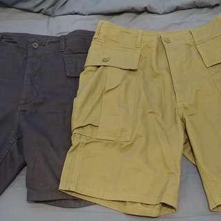 Workware Military Shorts