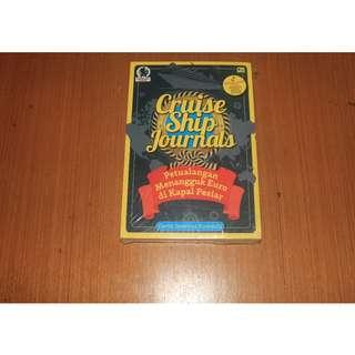Buku Cruise Ship Journals