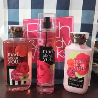 Authentic bath and body works