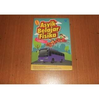 Buku Asyik Belajar Fisika