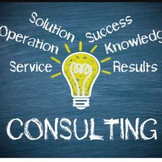 Ad Hoc Part Time Consultant