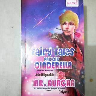 Fairy Tales Pak Cik Cinderella (Malay Novel)
