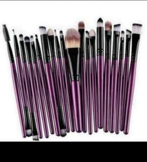 20 pcs Make up / makeup Brush brushes Set