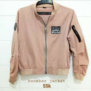 boomber jacket patch