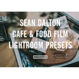 Sean Dalton Cafe & Food Film Lightroom Presets