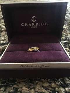 Charriol Celtic Ring