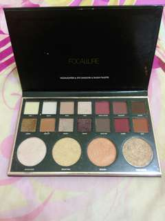 "Ready Eyeshadow Focallure ""FOCAL"""