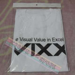 [CRAZY DEAL 90% OFF FROM ORIGINAL PRICE][READY STOCK]VIXX KOREA OFFICIAL TSHIRT FREE SIZE! NEW! OFFICIAL ORIGINAL FROM KOREA (SELAED) (PRICE NOT INCLUDE POSTAGE)PLEASE READ DETAILS FOR MORE INFO