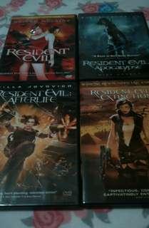 Orig Resident Evil Bundle