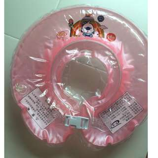 BN Baby Swimming Neck Float Pink