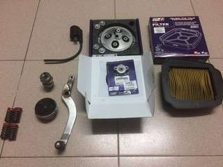 y150zr std part