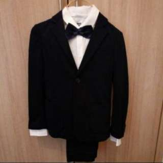BNWT Boy Tux Suit for 7-8 yr old for rental