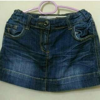 Cotton on skirt 5y