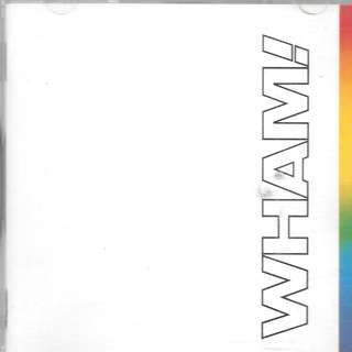 MY PRELOVED NEAR MINT CD - WHAM - THE FINAL/ FREE DELIVERY (F9C)