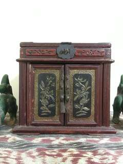 Antique Chinese Dresser/Jewellery Box