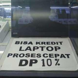 Kredit laptop area ciledug