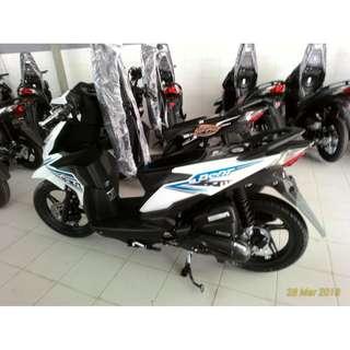 New Honda Beat Sporty - DP 600.000