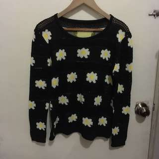 Daisy HQ Knitted Sweater