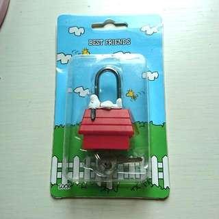 Snoopy Small lock