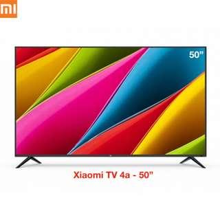 "TV Xiaomi TV 4A Android Smart TV - 50"" (4K)"