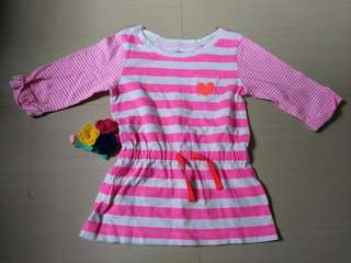 Carter's blouse 3T