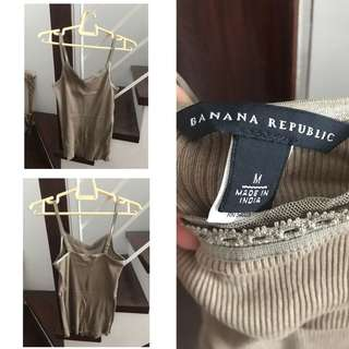 Banana Republic Sleeveless