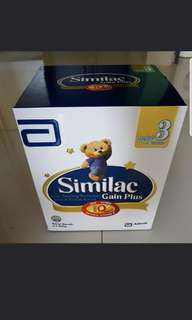 Similac Step Stage 3 Gain Plus 1.8kg Refill Pack
