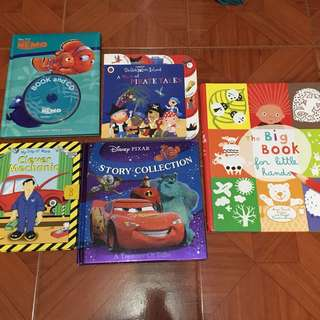Pre loved books (Toddler books) Good as new