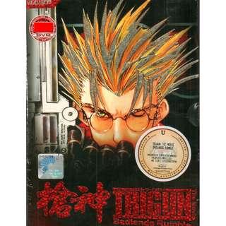 Trigun Badlands Rumble The Movie Anime DVD