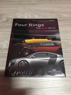 Audi Four rings Magazine - The Audi Story