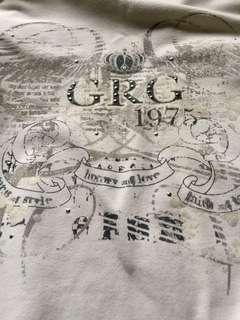 Hardly Used GARAGE1975 Sweatshirt