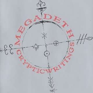 Megadeth ‎- Cryptic Writings + Live Trax II 2CD