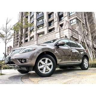 買車找現金 2011年 MURANO 3.5L 全車原廠鈑件 4WD 電尾門 6安全氣囊 倒車顯影 可履約保證無重大事故泡水非營業用車