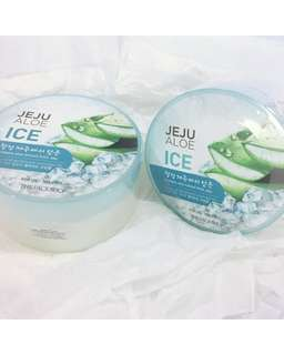 The Face Shop Aloe Jeju Ice