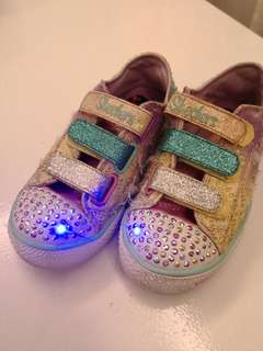 Skechers Twinkle Light Shoes