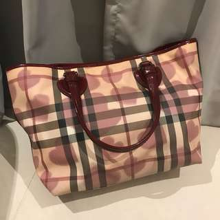 Burberry Shoulder Tote
