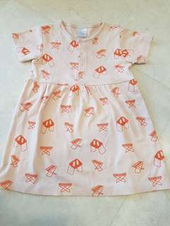 Tinycottons Picnic Dress 2yr
