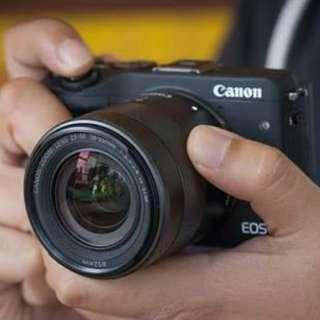 Cicilan canon m3 tanpa kartu kredit
