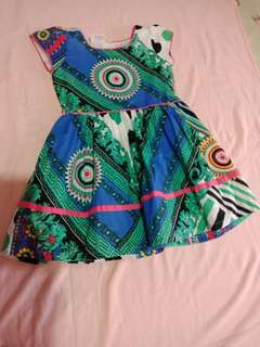Little Miss Dress (2T)