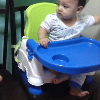 Baby 1st booster seat