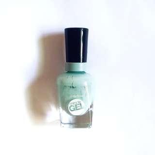 馬卡龍 天空藍 指甲油
