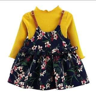 KIDS Elegant Dress (2 pieces)