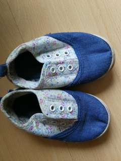 Toddler Denim shoes