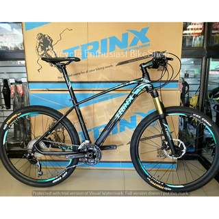 Trinx X7 Ultralight Mountain Bike Bicycle MTB 26 *Shimano Deore Edition* Alloy Hydraulic Available only at Bicycle Enthusiast BikeShop! Bike Shop