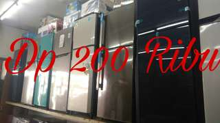 Kredit Kulkas 2 Pintu Dp 200 Ribu