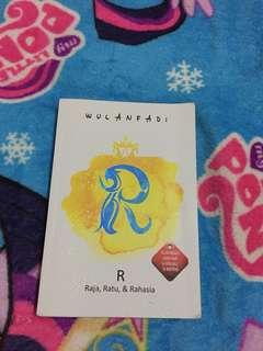 Novel R by Wulanfadi